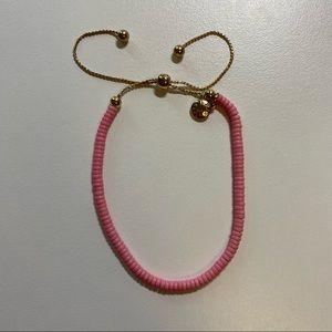 JCREW pink bracelet
